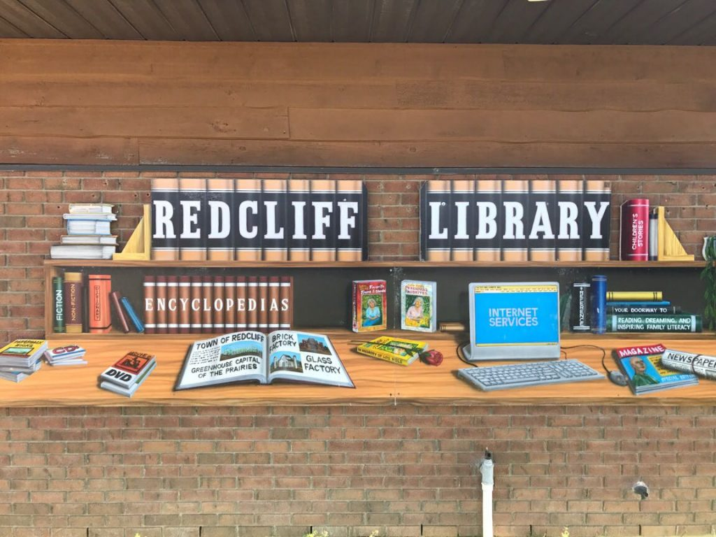 Redcliff Library 50th anniversary - pict2